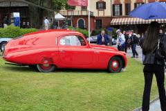 Class  I - 92 - Racing Improves the Breed. Fiat 508 CS MM by Savio (1938)