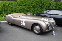 Class F : California Dreamin'. 60. Jaguar XK120 (1949)