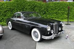 Class C: Transitions. 28. Jaguar MK VII by Stabilimenti Farina (1951)