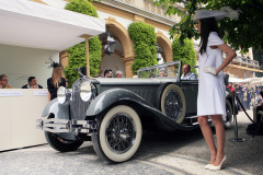 Class A : Kings of the Road. 06 Isotta-Fraschini 8A by Castagna (1930)