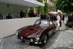 Class E : Prancing Horse vs Trident. 58. Ferrari 250 GT SWB by Scaglietti (1961)