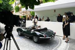 2Class F : California Dreamin'.  64. Jaguar XKSS (1956)