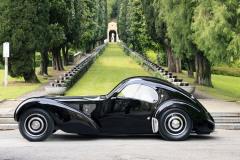 Class B : Thoroughbreds.  24. Bugatti 57SC Atlantic (1938)