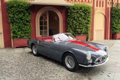 Class E : Prancing Horse vs Trident.  54. Maserati A6G/54GT by Frua (1956)