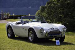 Class F : California Dreamin'.  68. Ac Cars Cobra 289 (1965)©BMW
