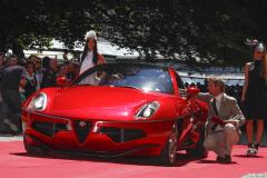 Concept Cars & Prototypes - CC06 - Touring Superleggera - Alfa Romeo Disco Volante by Touring