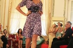 Byblos fashion show for our guests at  Byblos Art Hotel Villa Amistà