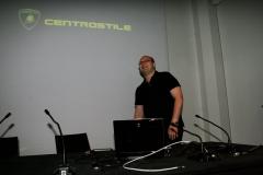 Centro Stile Lamborghini presentation for Cruise to Se7en