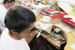 Chopard factory visit