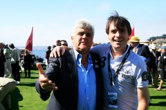 Pebble Beach Concours d'Elegance with Jay Leno and Founder Cruise to Se7en Leon Beenen