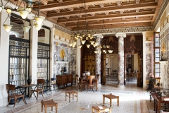 Diner at Villa Kerylos (Rothshild and Alexander the Great) with Cruise to Se7en
