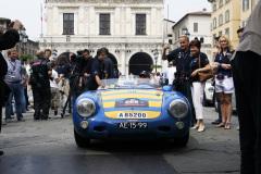 269 - PORSCHE 550-1500 RS (1955) s/n 550-0045