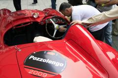 sealing (Ferrari Monza 750)
