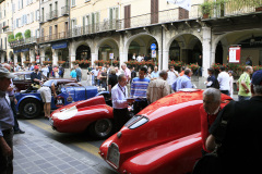 Moods from the 2009 Mille Miglia