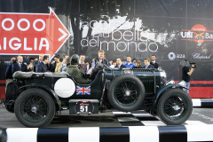 51 - BENTLEY 4½ Litre Supercharged (1930) s/n SM 3924