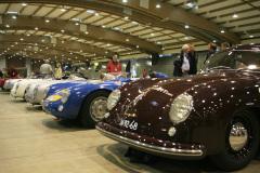 Paddock 2010 Porsche line-up