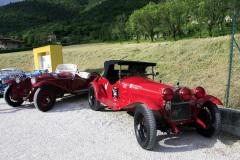 ALFA ROMEO 6C 1750 Gran (1930) - Salvinelli (IT) - Rizzo (IT) MUSEO ALFA ROMEO
