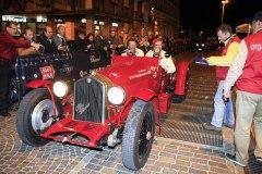 61 - ALFA ROMEO 8C 2300 Le Mans (1931) - Prins Van Oranje-Nassau, Van Vollenhoven (IT) - TBD5 (IT) MUSEO ALFA ROMEO