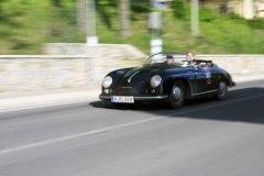 Icon Porsche 356 heading to Brescia