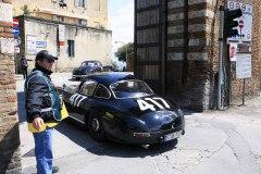 Special : Mercedes-Benz 300 SL Fitch Mille Miglia '417'