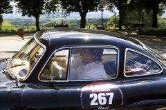 267 - MERCEDES-BENZ 300 SL W198-I (1954) - Stewart (UK) - Stewart (UK)