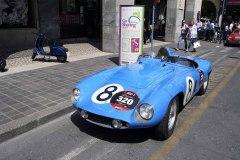 320 FERRARI 500 Mondial (1955) s/n 0564MD restamped 0424MD Mellinger (PL) - Gizzi ()