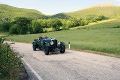 012 BENTLEY Speed Six (1927) s/n TW2703  Grossmann (D) - Loescher (D)