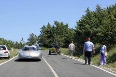 Mille Miglia Moods; jump start 007 FIAT 509 Sport Monza (1926) Maes (B) - Van Schoubroeck (B)