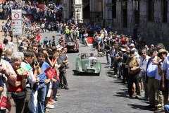 Mille Miglia Moods: Siena arrival