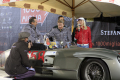 274 MERCEDES-BENZ 300 SLR (1955) s/n W196S-00010/55  Fangio () - Haekkinen (F)
