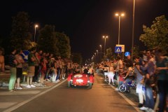 No crowd during the Mille Miglia means you are lost