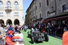 Tappa 2 / 66 - ASTON MARTIN Le Mans Team Car (1931)  s/n LM7 -  Piantelli (IT) – Cambie' (IT)