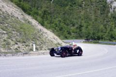 Tappa 2 / 60  - ASTON MARTIN Le Mans (1933)   - Ricci (IT) – Ricci (IT)