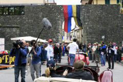 Mille Milgia Moods, tappa 2 driving the historic town centres