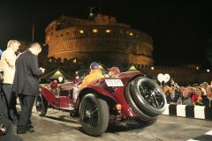 Tappa 2 / 76  - ALFA ROMEO 8C 2300 (1932)  -  Shirley (US) + Shirley (US)