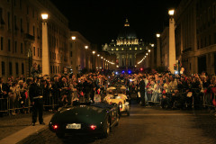 Mille Miglia Moods, Arrival Rome after the finish