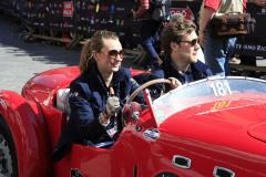 181 -  HEALEY Silverstone (1950) - M   van de Velde (NL) – van de Velde (NL)