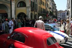 Mille Miglia town thursday