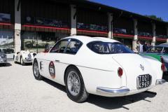 239 -  FIAT 8V Zagato (1953) s/n 106-000026 - De Reu (BE) – Goethals (BE)
