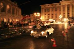 Mille Miglia Moods, arrival Verona