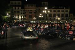 Mille Miglia Moods. Arrival Piazza Bra in Verona