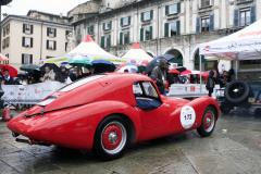 172 -Valentini (I) + Valentini(I) -FIAT ROVELLI Spider Hard-Top 1947MM