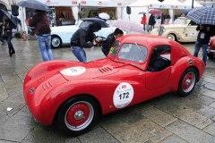 172 -Valentini (I) + Valentini(I) -FIAT ROVELLI Spider Hard-Top1947MM