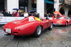 318 -Scheufele (CH) + Scheufele (CH) -FERRARI 750 Monza1955