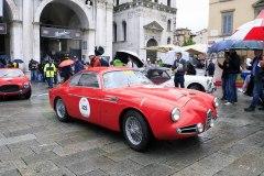 325 -Zagato (I)+ Rivolta (I) -ALFA  ROMEO 1900 SSZ Zagato- 1957