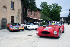 170 - Risato (I) +  Risato (I)- FIAT ROSELLIColli 1100 Sport1949