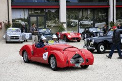 138 -Wieden (D) + Baier-Wieden (D) - FIAT SIMCA 508 C barchetta Grolleau-Deho1938MM