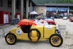 38-Maes (B) +Van Schoubroek(B) -  FIAT509 SM (1926)