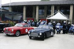 186 -Carlino (USA) + Kauffman (USA) -FERRARI166 Touring Coupé1950