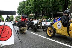 """39- Masselli (I)- BUGATTI T 13 """"Brescia""""1921SL"""